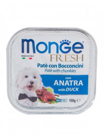 MONGE FRESH DUCK 100G